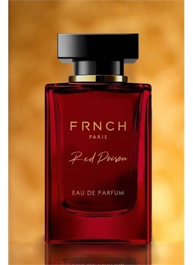 FRNCH Frnch Red Poison Edp Kadın Parfümü 50 Ml Renksiz